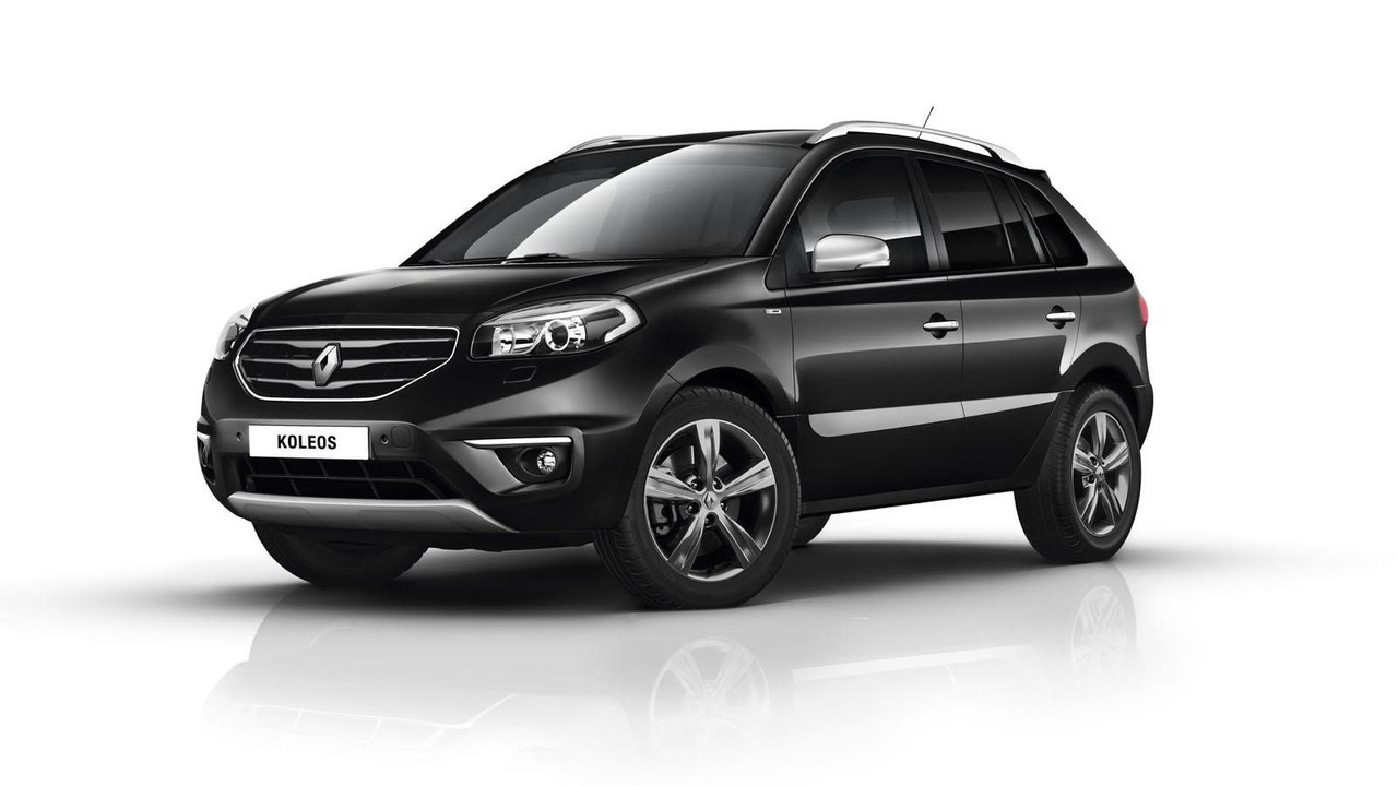 Renault Koleos Bose Edition - 03.1.2012