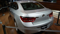Buick Verano is designed to accommodate ponytails... what?