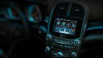 2012 Chevrolet Malibu interior teaser - 8.4.2011
