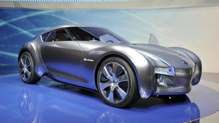 Nissan working on a smaller sports car to sit below 370Z