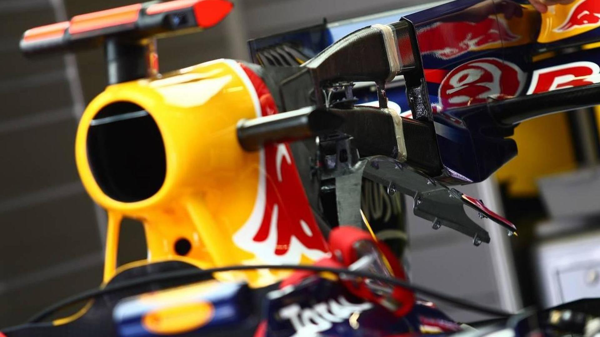 Red Bull F-duct not yet '100 per cent' - Vettel