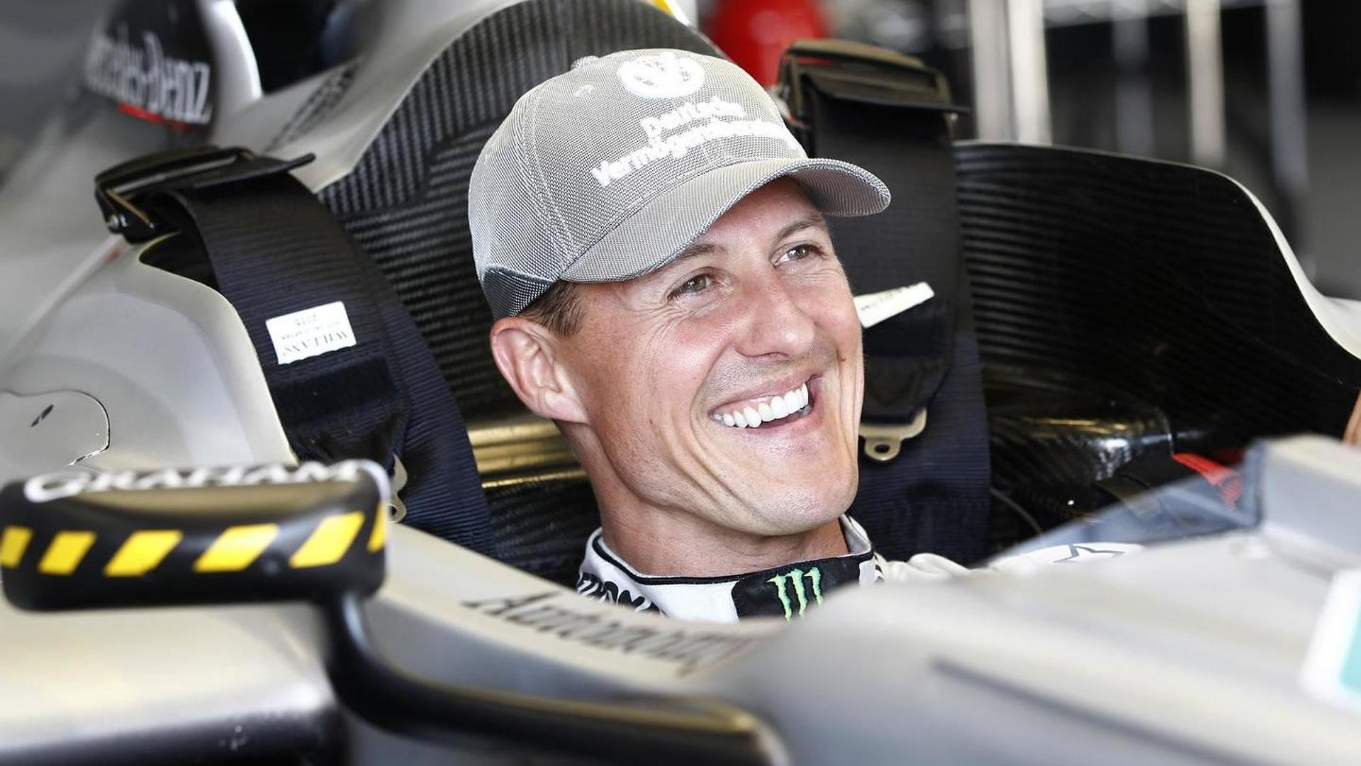 Schumacher 'deserves support' says Mercedes' Haug