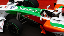 Force India plays down Monza assets seizure rumours