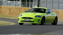 Jaguar XKR Goodwood Special approved for production - sets Nurburgring time of 7min 58sec