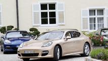 Porsche Panamera Turbo faster than Cadillac CTS-V on Nurburgring