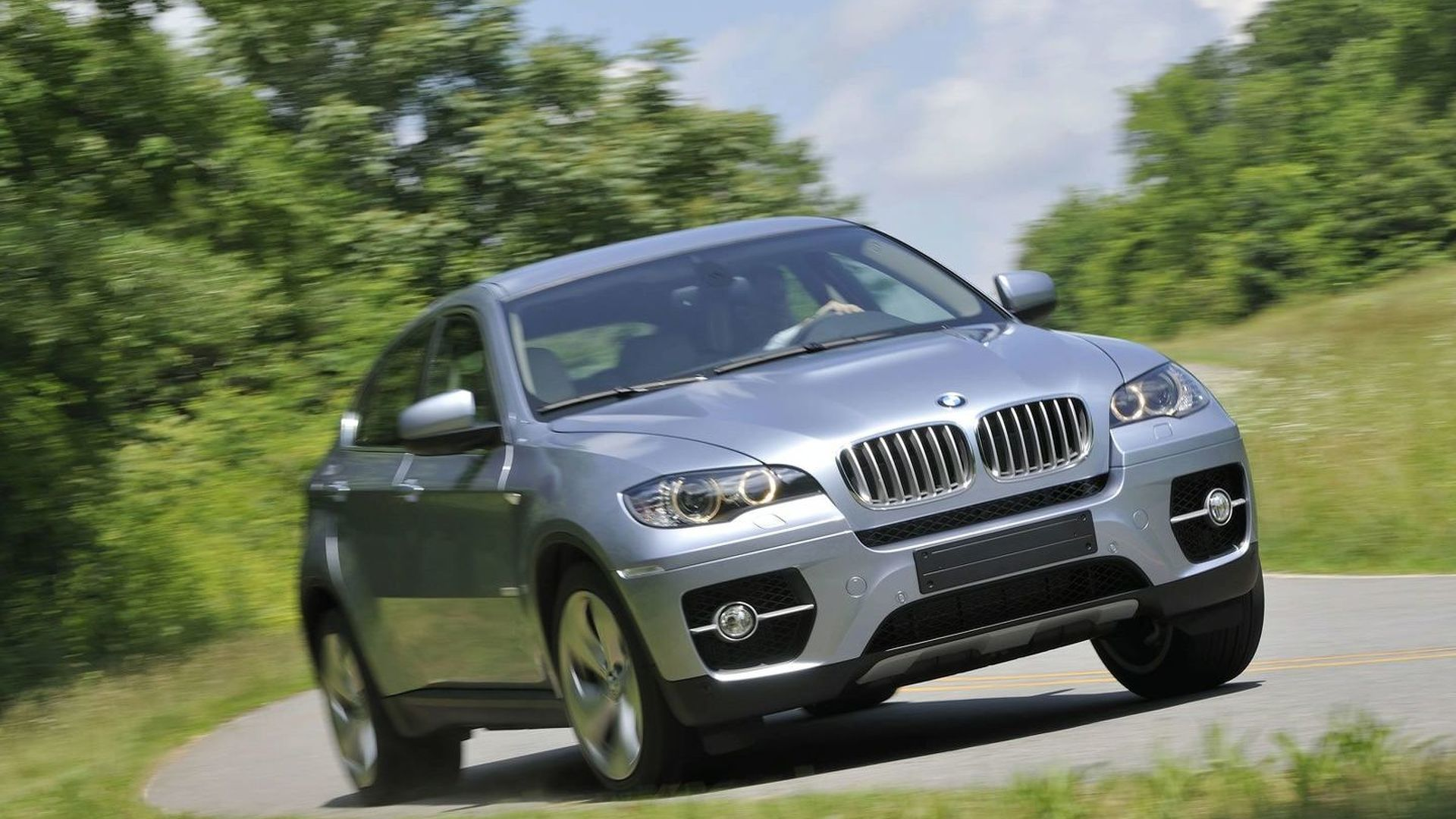 BMW X6 Active Hybrid Officially Revealed