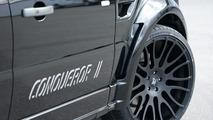 Hamann Conqueror II based on Range Rover Sport 05.03.2010