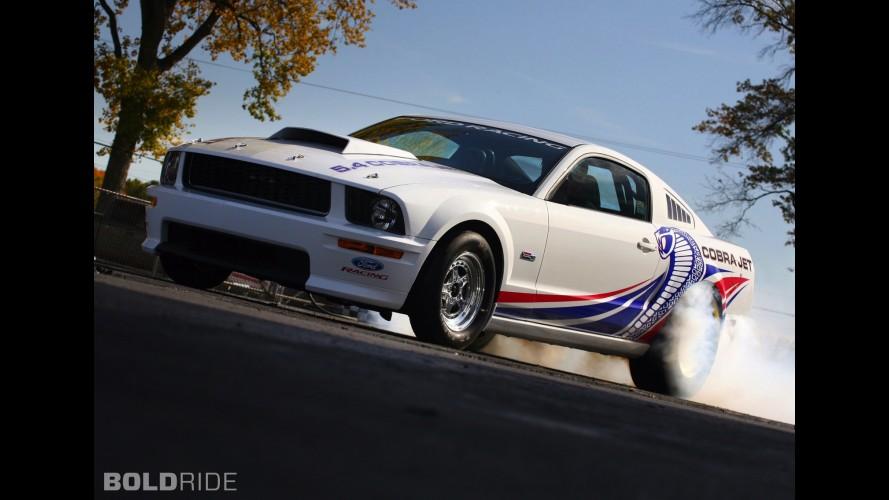 Ford Mustang FR500CJ Cobra Jet