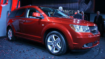 All New Dodge Journey at Frankfurt