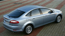 New Ford Mondeo Active Suspension