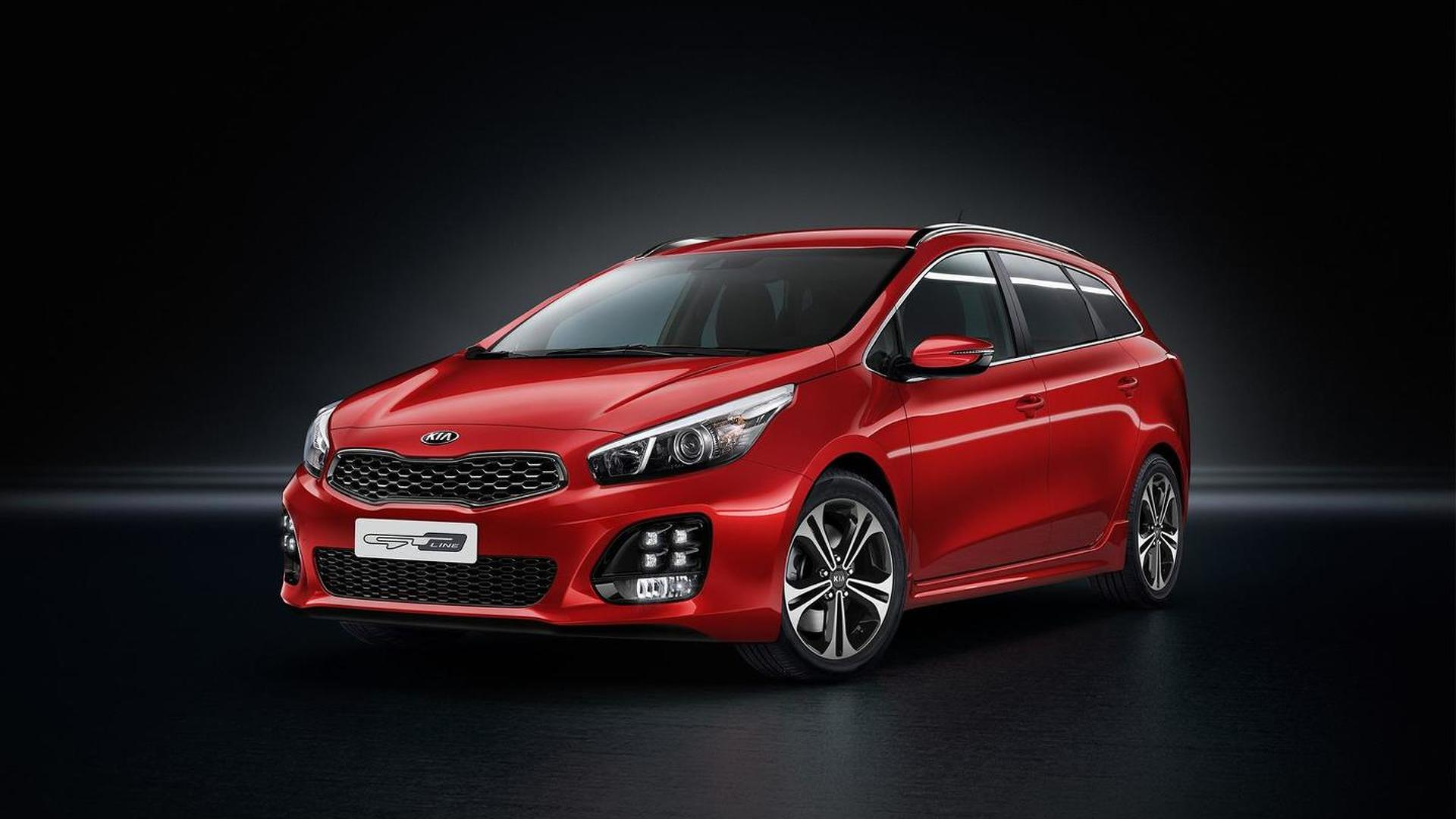 Kia cee'd GT Line arrives in Geneva [video]
