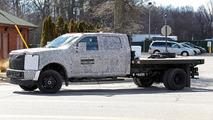2016 / 2017 Ford Super Duty spy photo