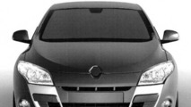 Renault Megane Coupe Images from EU Trademark Office