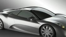 Voisin Concept, A Supercar With Portuguese Design