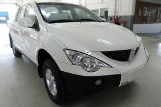Korean SsangYong Actyon Sport Truck for Sale on Craigslist