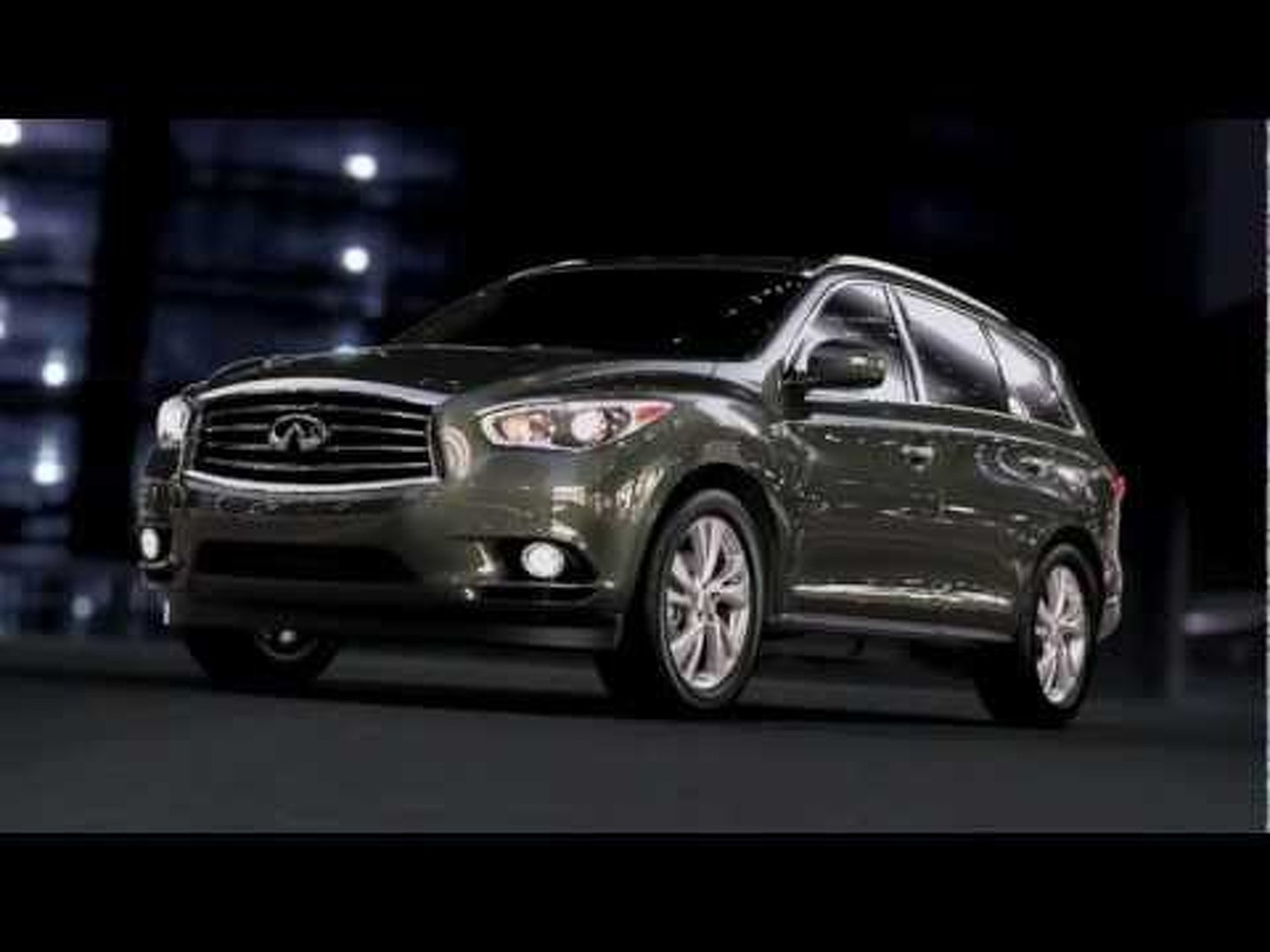 2013 Infiniti JX First Look Video
