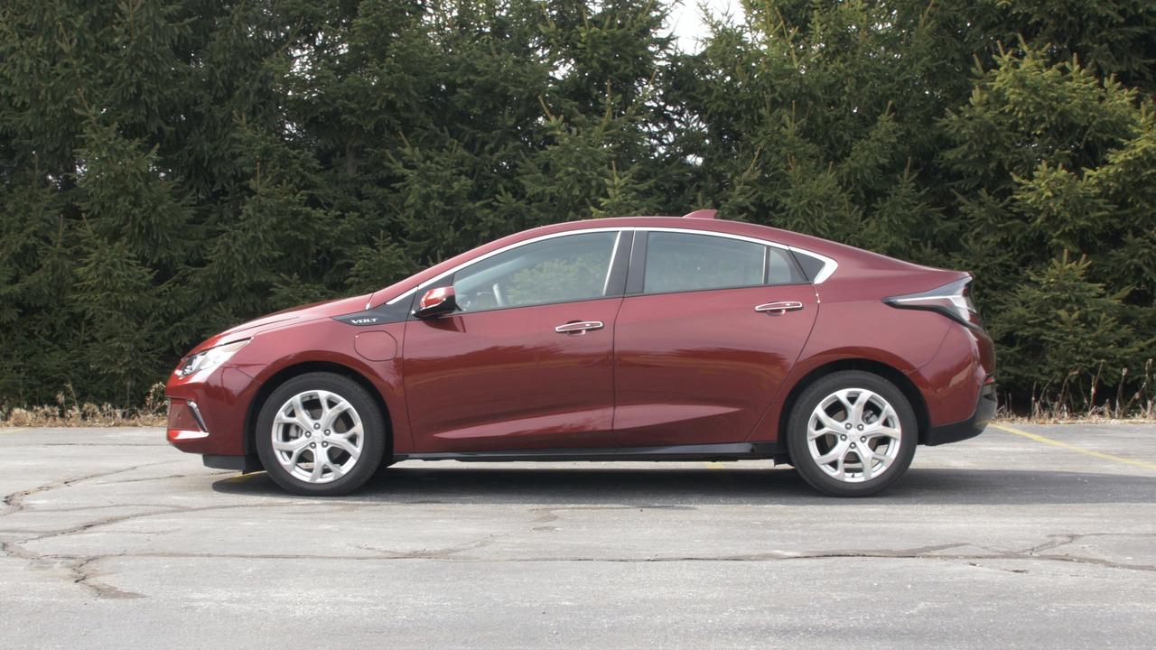 2016 Chevrolet Volt Premiere Hatchback Headliner