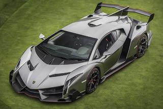 Lamborghini Will Privately Show a New 800HP Hypercar at Pebble Beach