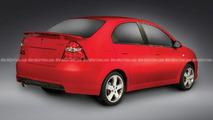 2007 Pontiac Wave Pricing Announced (CA)