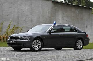 BMW 760Li Security