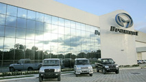 Indian Mahindra Starts Production in Brazil
