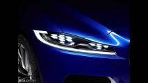 Jaguar C-X17 Concept