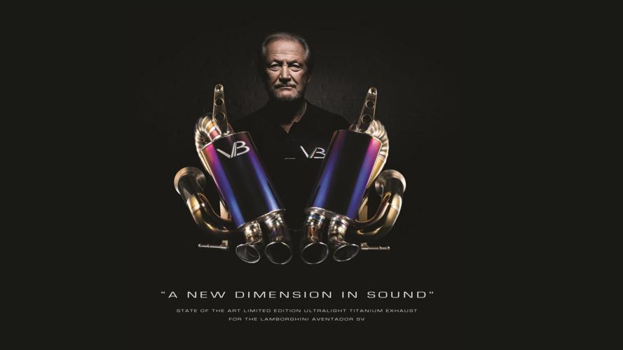 Valentino Balboni -- yes, that VB -- will start his own company to make Lamborghini tuning parts