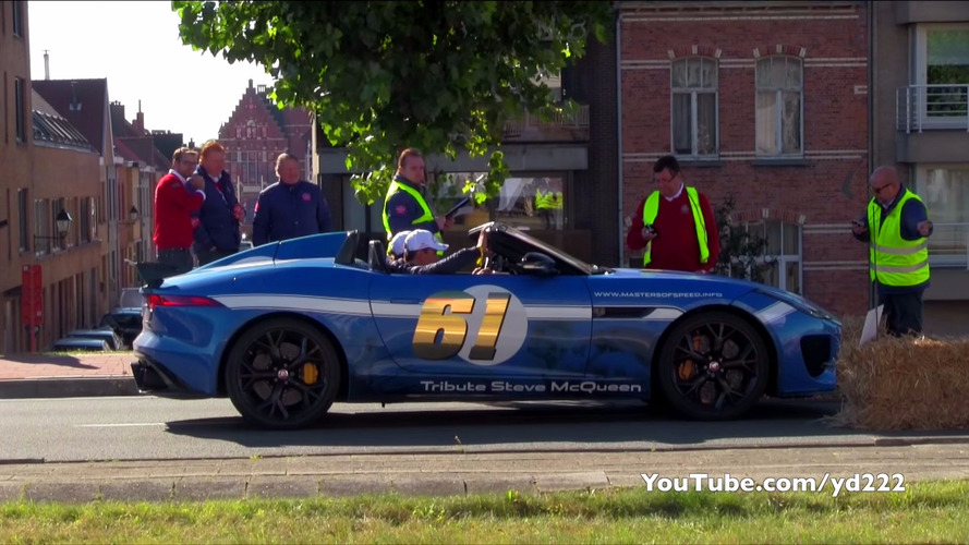 Watch dozens of supercars launch, which one sounds best?