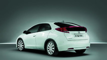 2012 Honda Civic (Euro-spec) 13.09.2011