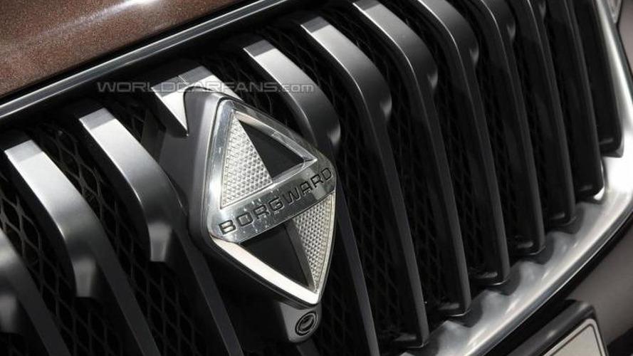 Borgward to reveal second model on February 29