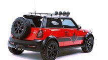 MINI Cooper Red Mudder by DSQUARED² for Life Ball 2011, 23.5.2011