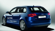 Audi A3 TCNG e-gas project announced - methane powered car production in 2013 [video]