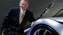 Alan Mulally, Ford CEO