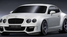 GT Evolution by Amari Design based on Bentley Continental GT