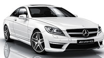Mercedes CL facelift images spotted on official MB site