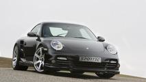 Sportec SP580 based on 2010 Porsche 911 Turbo facelift 07.04.2010