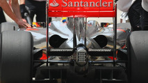 Santander to end McLaren sponsorship