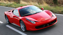 Ferrari 458 Italia facelift to be introduced next year with a turbocharged engine - report
