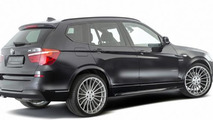 BMW X3 by Hamann 02.09.2013