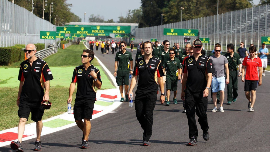 Lotus structure can cope with personnel losses