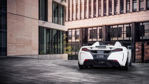 Gemballa details McLaren 12C Spider package