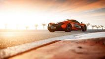 McLaren P1 concept / GFWilliams