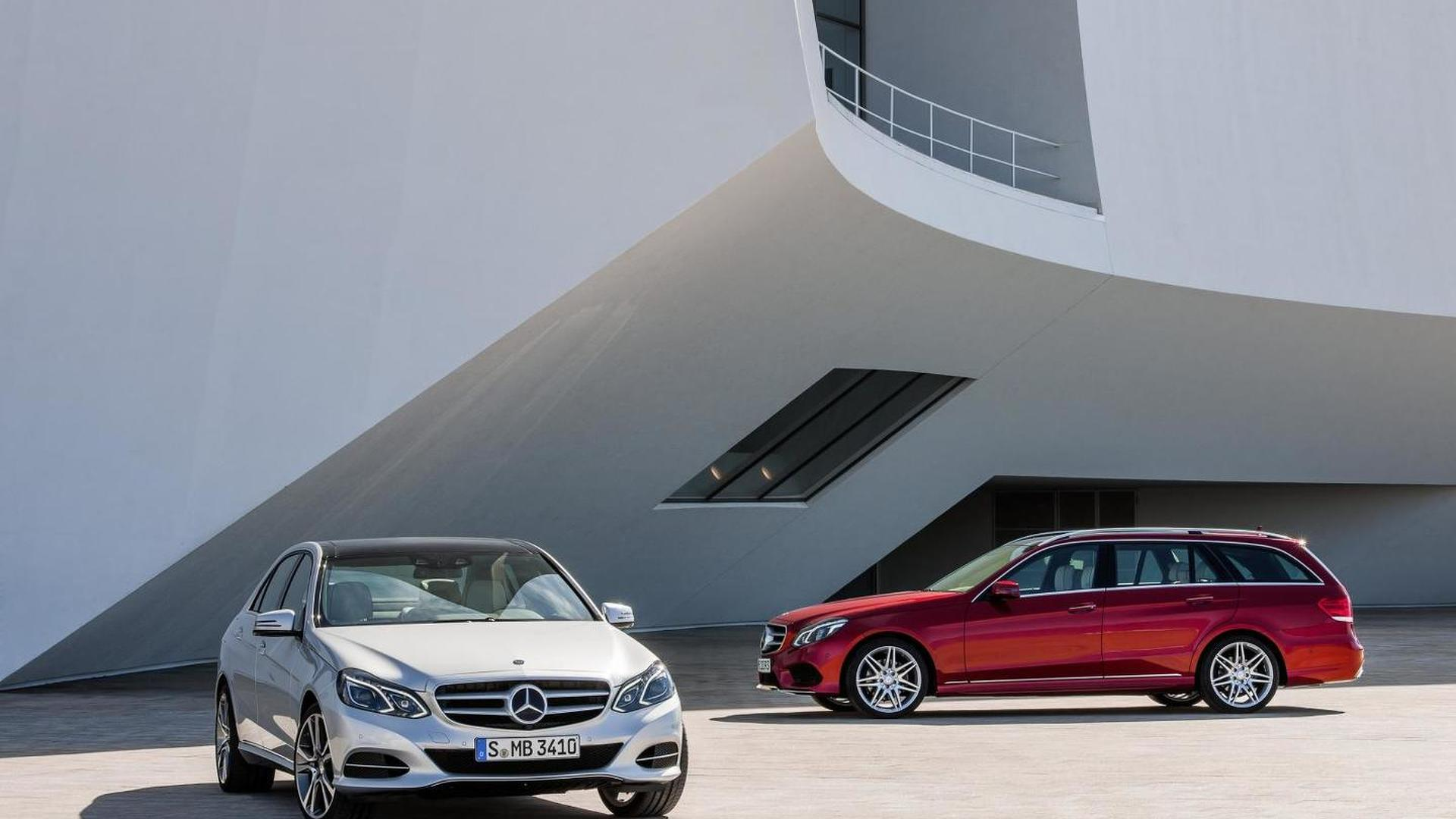 Mercedes-Benz E-Class sedan and estate pricing announced (UK)