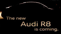 2013 Audi R8 teaser image (enhanced) 09.3.2012