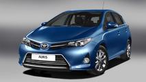 2013 Toyota Auris gets detailed ahead of Paris debut
