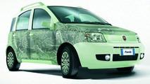 Fiat Panda Aria Concept Debut