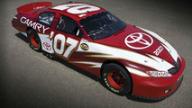 Toyota Camry Gets NASCAR Boost