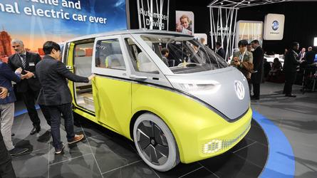 VW Kombi deve voltar ao mercado em 2022 totalmente elétrica