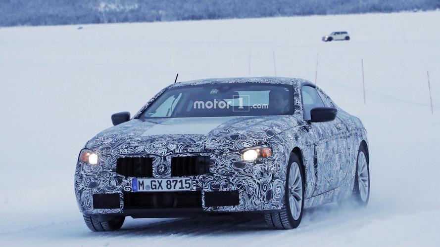 Les futures BMW Série 6 Coupé et Cabriolet en photos espion