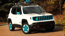 Jeep Renegade Frostbite concept